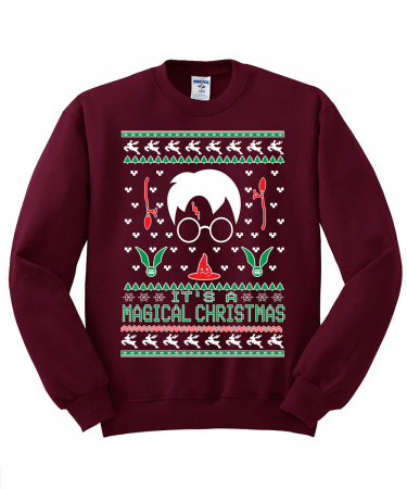 Sweater 'It's a magical Christmas'