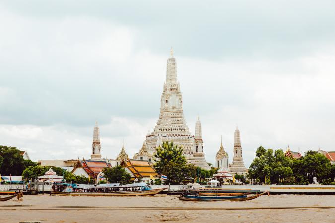 8. Bangkok