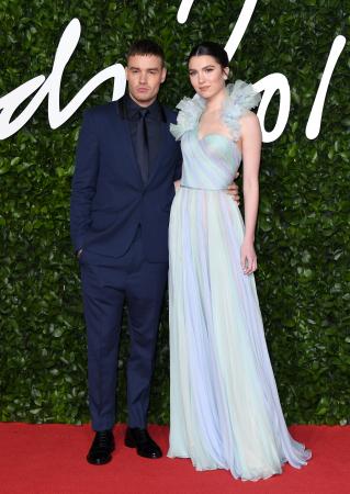 Liam Payne en vriendin Maya Henry