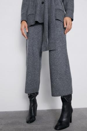 Un pantalon en maille ultra confo'