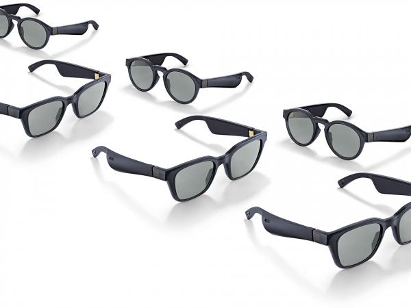 Des lunettes de soleil connectées