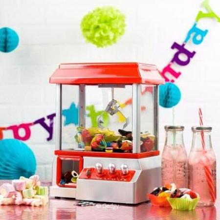 Une machine à bonbons régressive