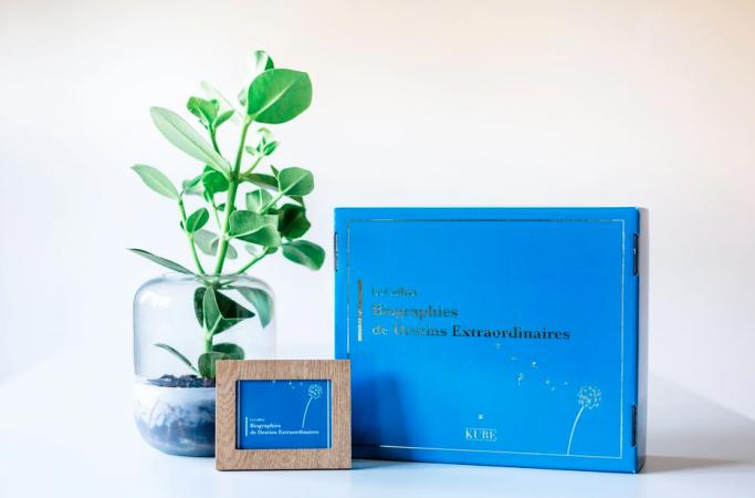 Une box de lecture personnalisée