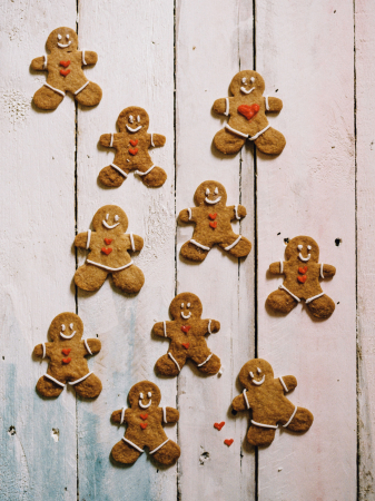Gingerbreadmannetjes