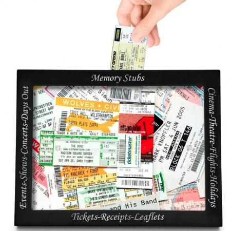 Kader voor (cinema)tickets