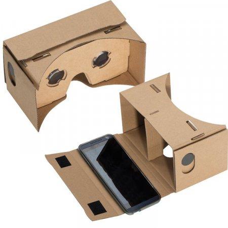 Kartonnen set voor VR-bril