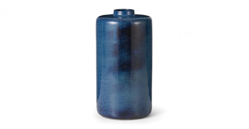 Vase bas en céramique