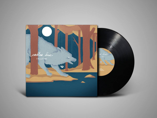 Un vinyle Luik Music