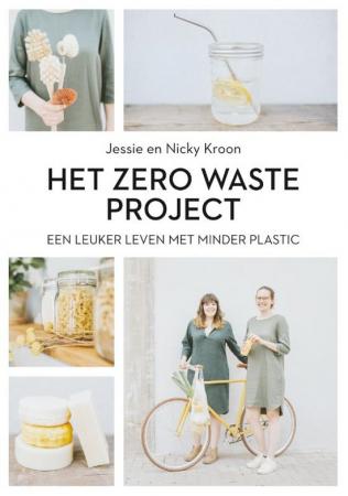 'Het Zero Waste Project'-boek