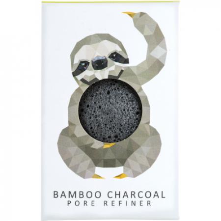 Organische spons uit steenkoolpoeder