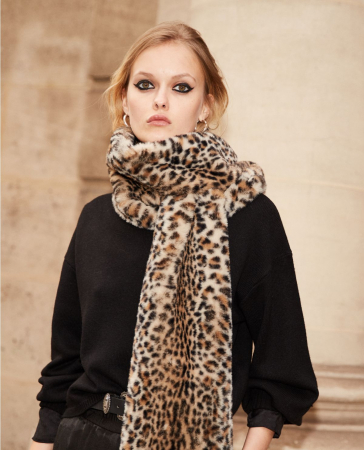 Une écharpe de tigresse