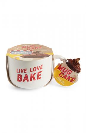 Smarties Mug Cake