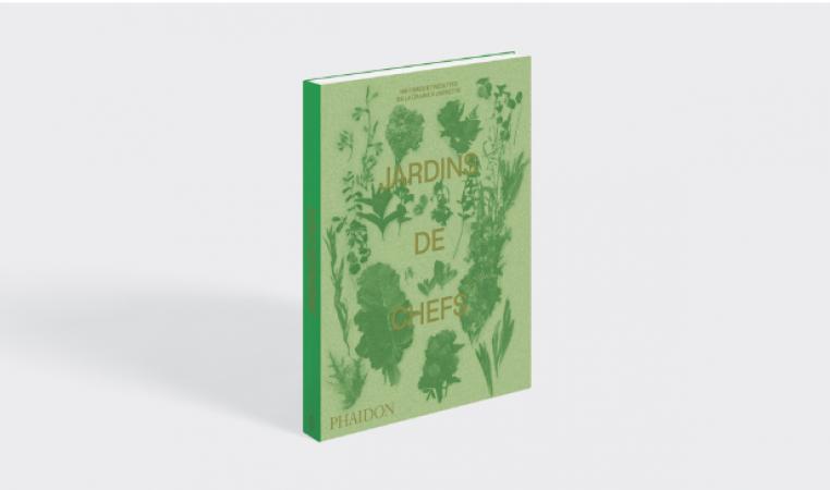 Un livre au croisement de l'art et de la cuisine