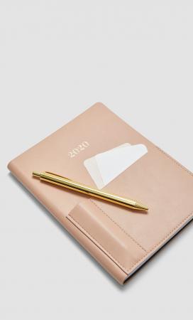 Met pen