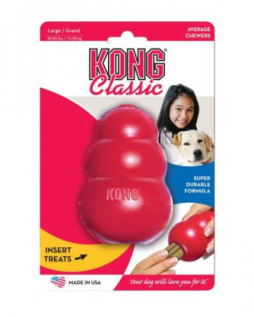Un jouet Kong