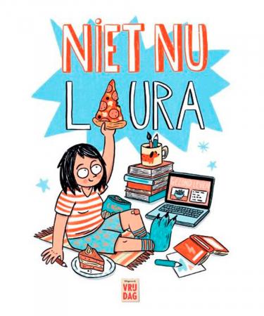 Boek 'Niet nu Laura' van Niet Nu Laura