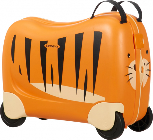 Ride-on kinderkoffer