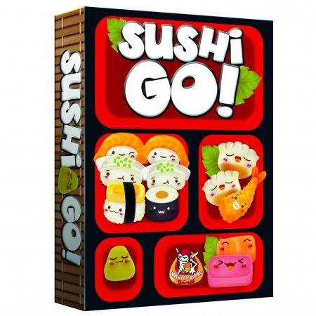 Kaartspel Sushi Go