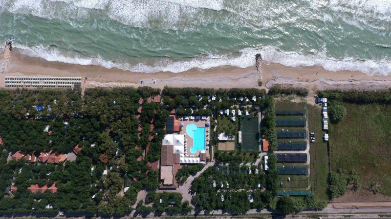 Pineto Beach – Italie