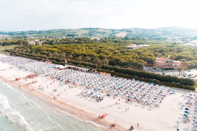 Camping Salinello – Italie