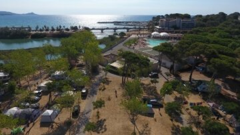 Camping Saint Aygulf Plage – France