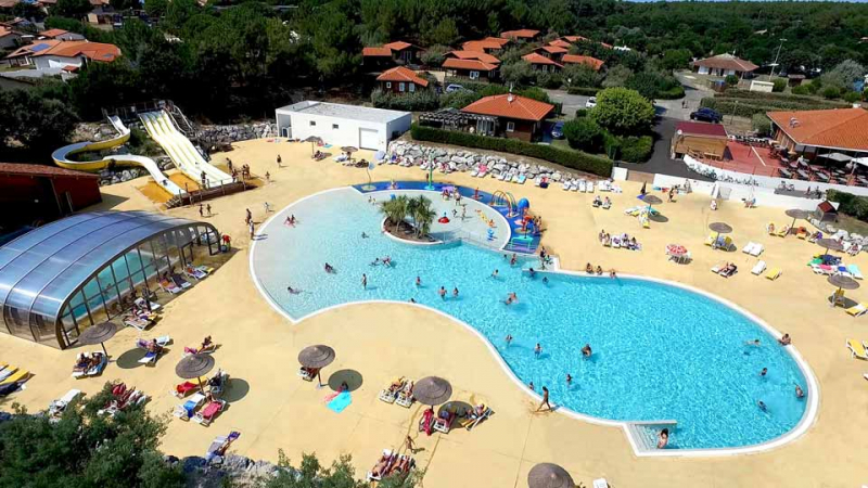 Campings Grand Sud – France