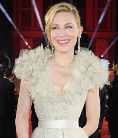 Cate Blanchett – 14 mei