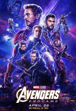7. Avengers Endgame