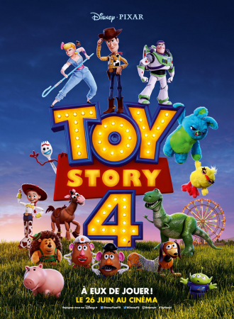 5. Toy Story 4