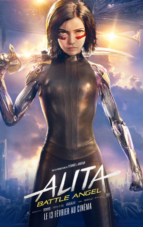 4. Alita, Battle Angel