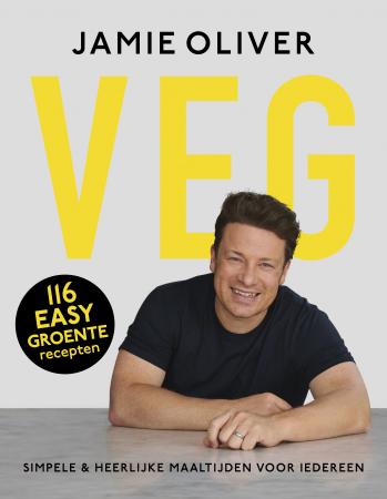 'VEG – Simpele en heerlijke maaltijden voor iedereen' van Jamie Oliver