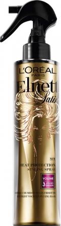 Elnett Satin Heat Protection stylingsprayvan L'Oréal Paris