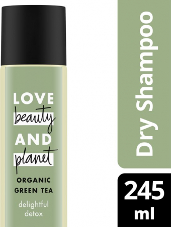 Droogshampoo van Love Beauty Planet