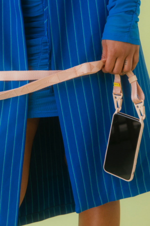 Phone cord + case
