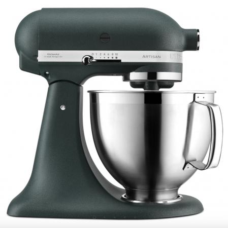 KitchenAid-keukenrobot in de nieuwste kleur Pebbled Palm