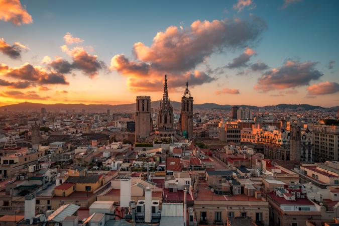 Stier (21 april t/m 21 mei) –Barcelona, Spanje