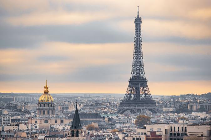 Weegschaal (24 september t/m 23 oktober) – Parijs, Frankrijk