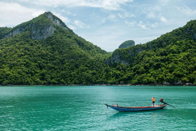 Kreeft (22 juni t/m 22 juli) –Koh Samui, Thailand