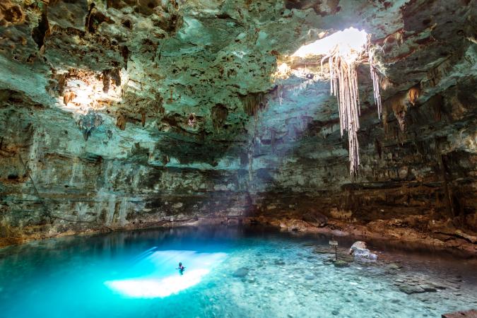 Schorpioen (24 oktober t/m 22 november) –Yucatan, Mexico