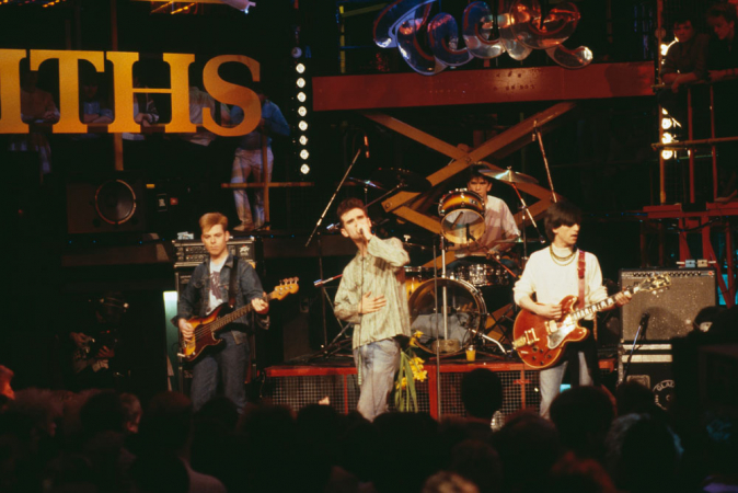'Asleep' van The Smiths