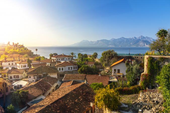 Lycie, Turquie