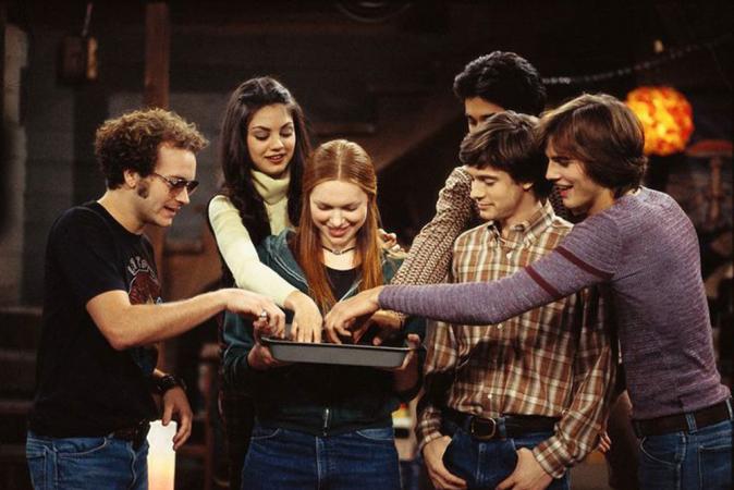 13. That '70s Show (8 seizoenen)