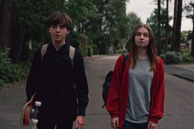2. The End of the F***king World (2 seizoenen)