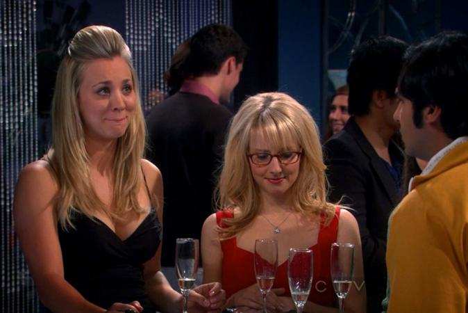14. The Big Bang Theory (12 seizoenen)
