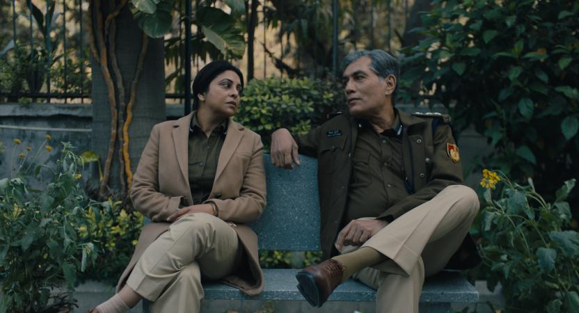Delhi Crime – sur Netflix