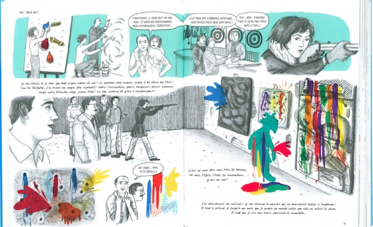 """4. """"Niki de Saint-Phalle, le jardin des secrets"""" – Dominique Osuch"""