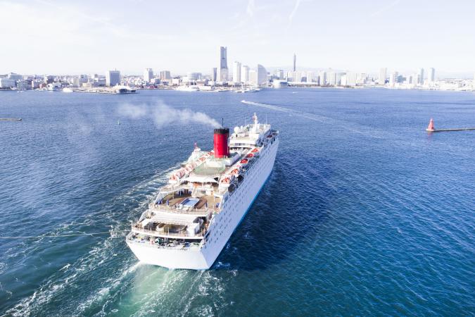 Cruise naar alle continenten