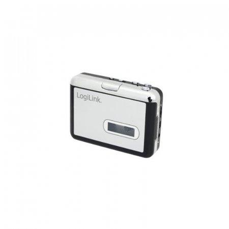 Witte cassettespeler