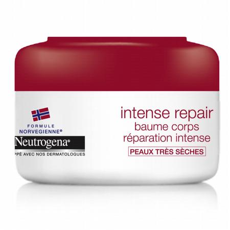 Intense Repair, Baume Corps Réparation Intense – Neutrogena