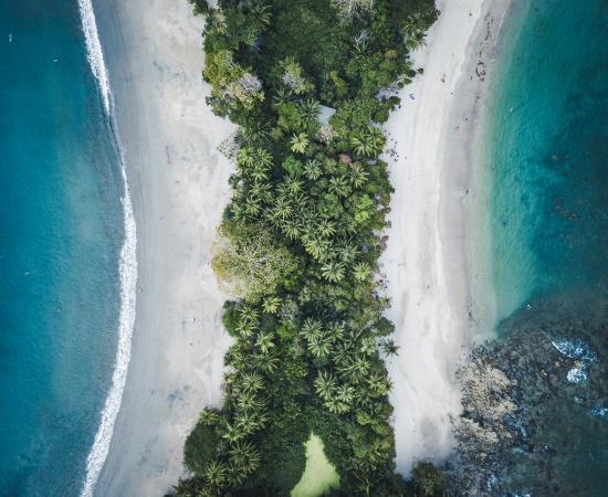 Les plages de Manuel Antonio, Costa Rica